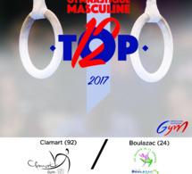 GAM - TOP 12 2017