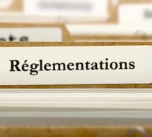 INFOS - Règlementation technique 2017-2018
