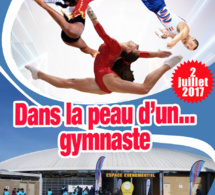 Dans la peau d'un gymnaste - 02/07/2017