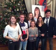 Nos Champions de France mis à l'honneur au Conseil général