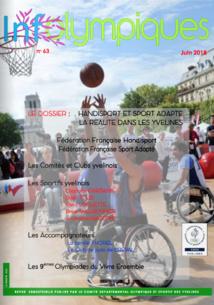 Infolympique : Handisport et Sport adapte