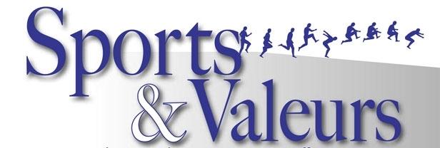 Promotion des valeurs du sport