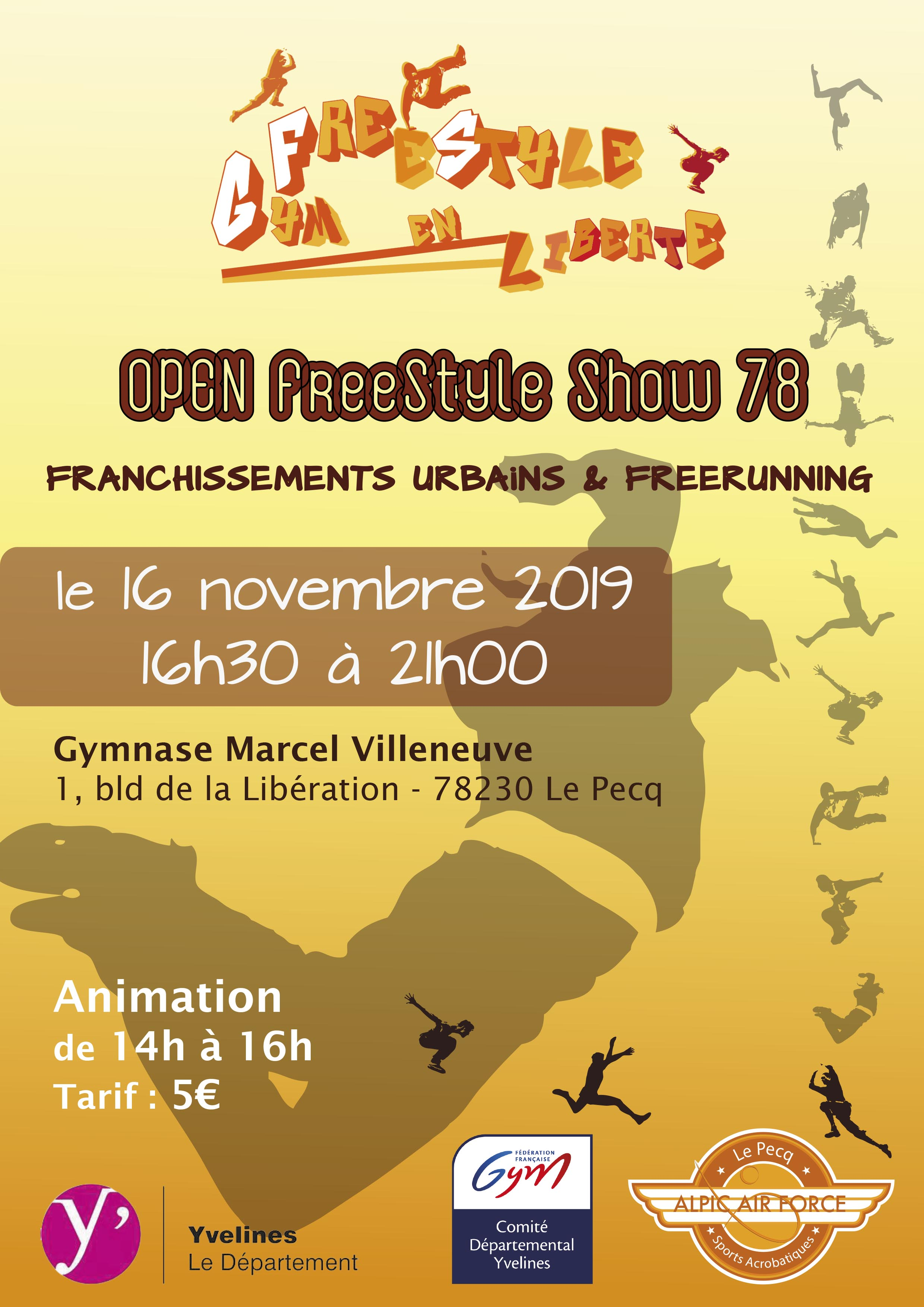 Open Freestyle Show 78