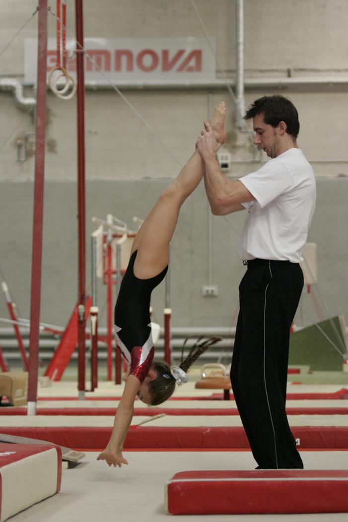 GAF: CPS et formation entraîneurs - février 2016