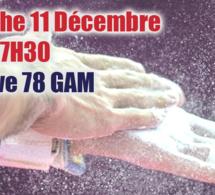 GAM - Résultats Sélective 78 - 12 dec 2016