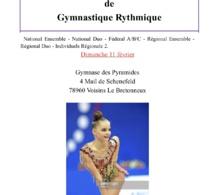 GR - Dossier compétition départementale du 11 février