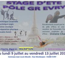 GR : Stage d'Eté Pôle Evry