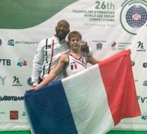 Axel DURIEZ (Les clayes sous bois) Champion du Monde !