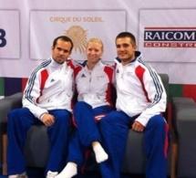 Mickael Renaut en demi finale des Championnats du Monde !
